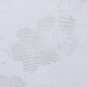 A24747-18 床垫经编布 印花布 白浆印花  白色